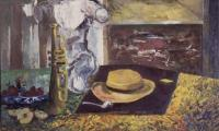 homage to Van Gogh, 1999, oil on canvas, 112x140